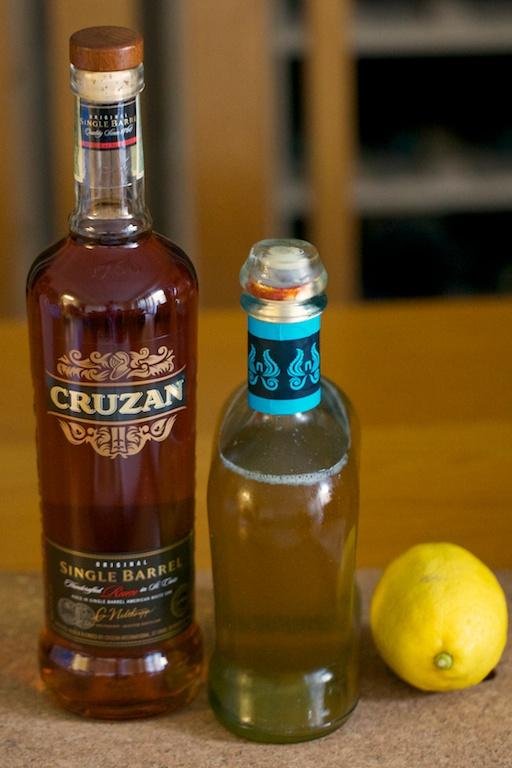 One Hundred Cocktails Saint Croix Rum Fix