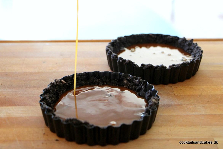 hjemmelavet karamel til kage