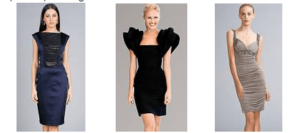 bridesmaids dresses for black tie weddings
