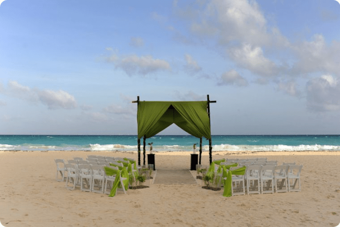 Destination Wedding on the Beach in Mexico