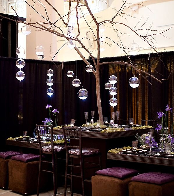 Carnation Wedding Ideas Yes It S More Than A Filler: Non Floral Centerpiece Ideas