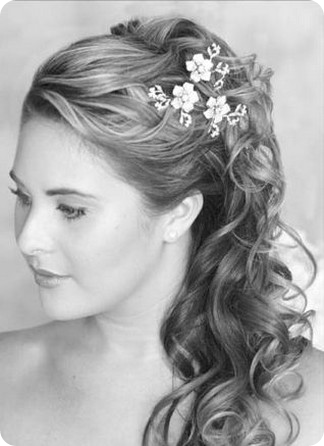 small wedding clips barettes for hair