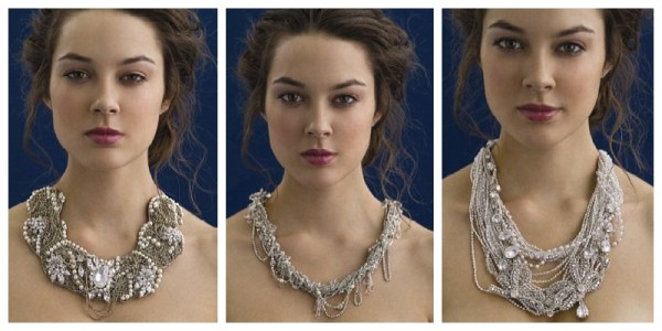 bridal jewelry necklace ideas