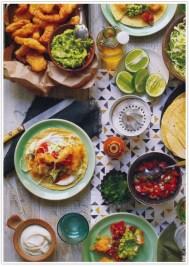 mexican inspired cinco de mayo menu