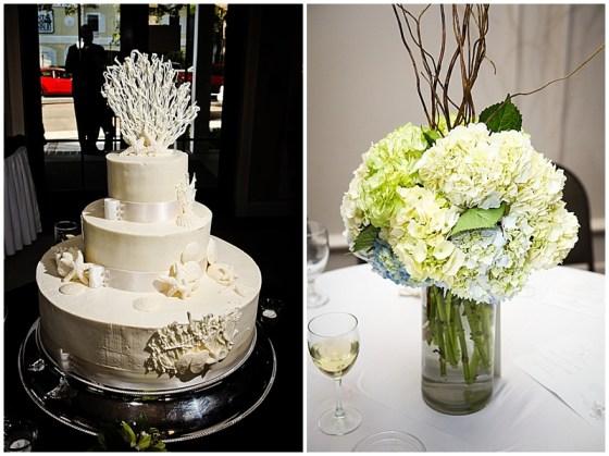 st simons wedding cake and florals florist decorations designer