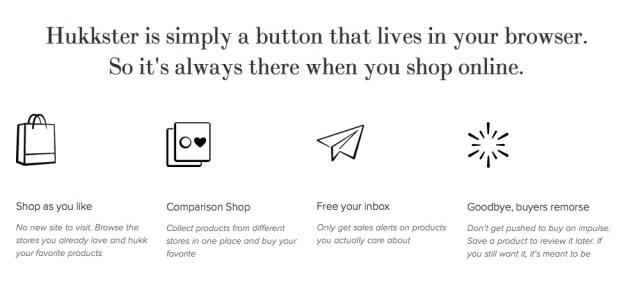 hukkster online shopping