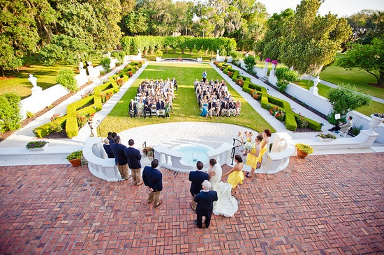 Crane Cottage Wedding Reception Venue Jekyll island