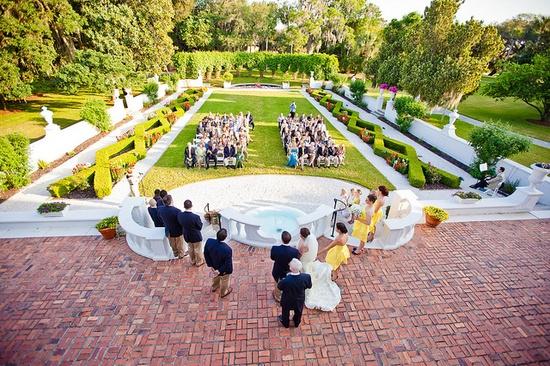 Crane Cottage Wedding Reception Venue Jekyll island
