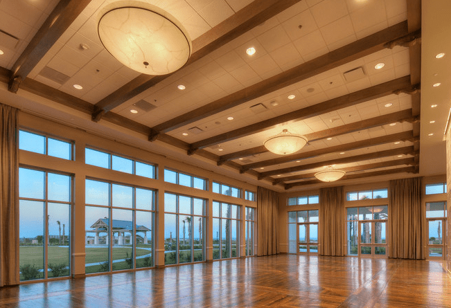Jekyll Island wedding reception venue convention center