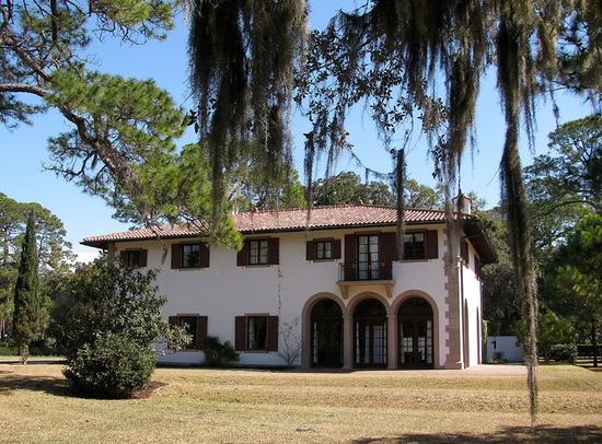 Villa Ospo Jekyll Island Venue