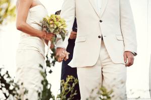 villa de suenos wedding ceremony