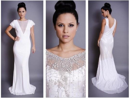 Glamorous Wedding Dresses Rania Hatoum