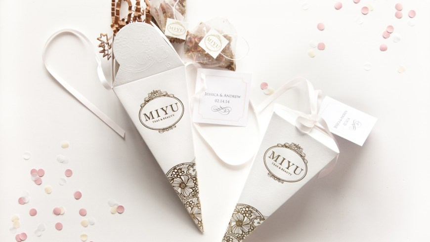 wedding favor ideas