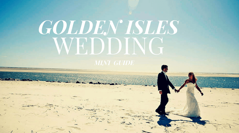 Saint simons jekyll island wedding guide