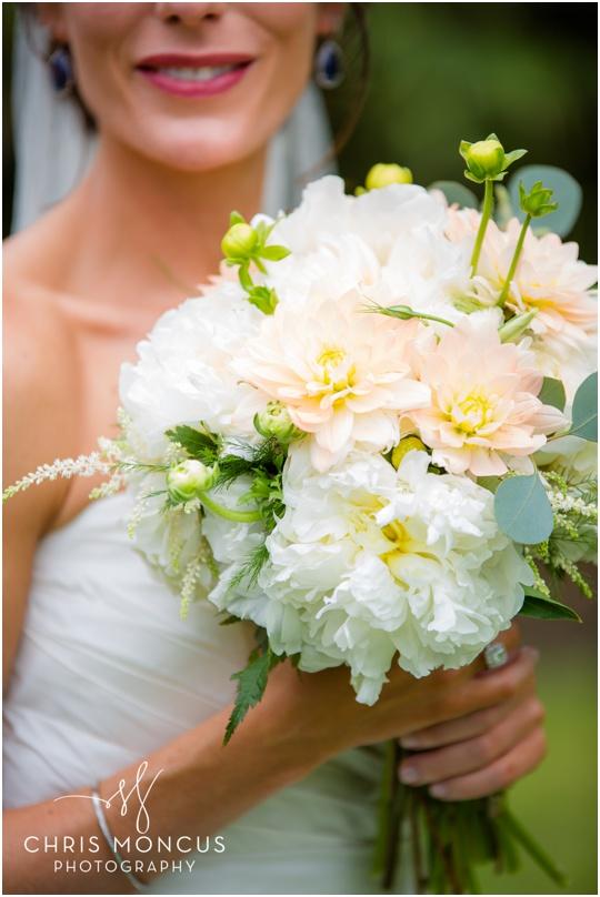 peony ranunculus dahlia wedding bridal bouquet