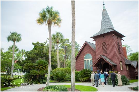 faith chapel wedding jekyll island