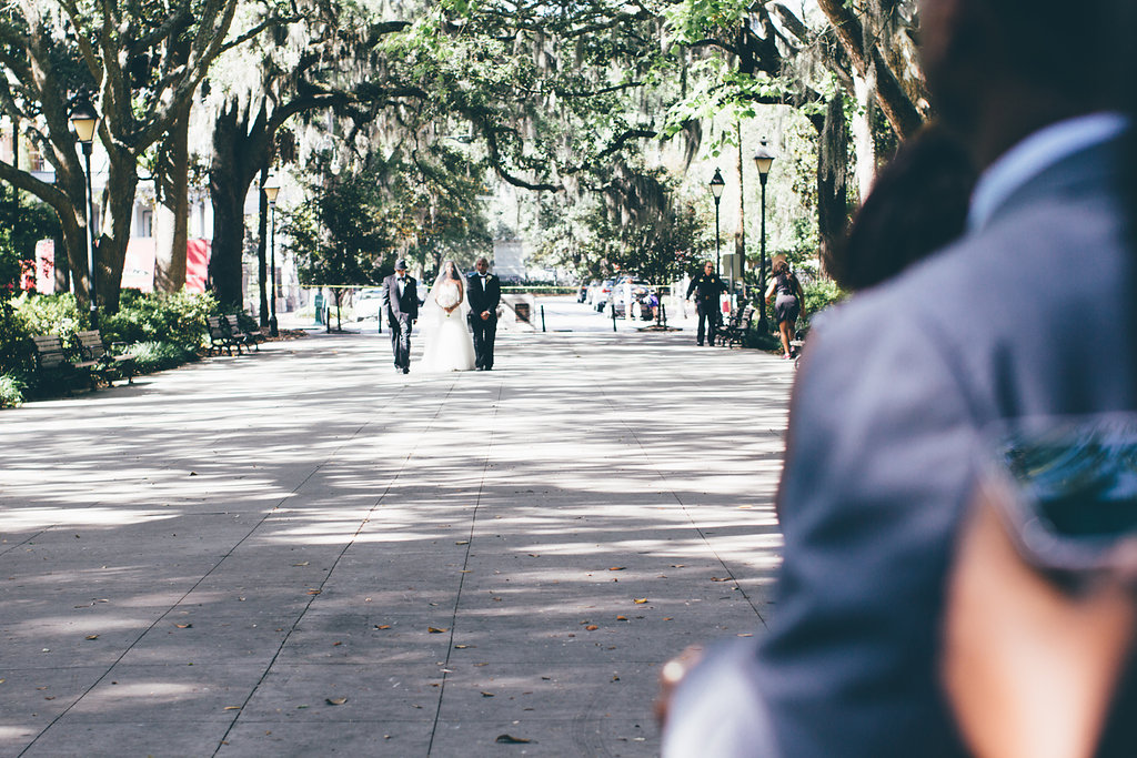 Forsyth Park Wedding in Savannah Georgia