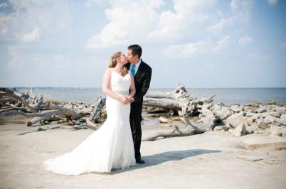 driftwood Beach Wedding