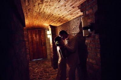 villa de suenos wedding stsimons