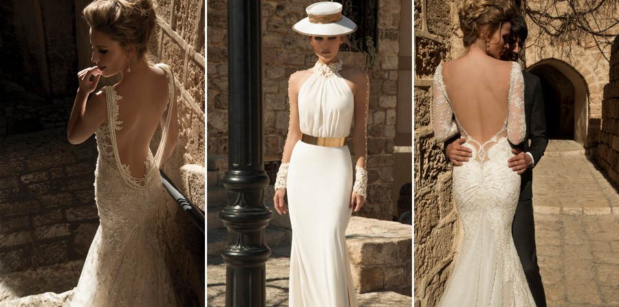 La dolce vita italian inspired wedding gowns dress sexy designer