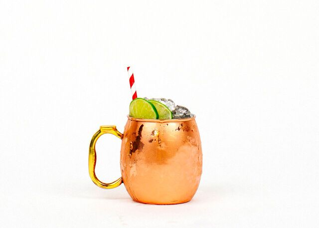 Canada's Maple Mule Moscow Signature Drink Idea Whiskey