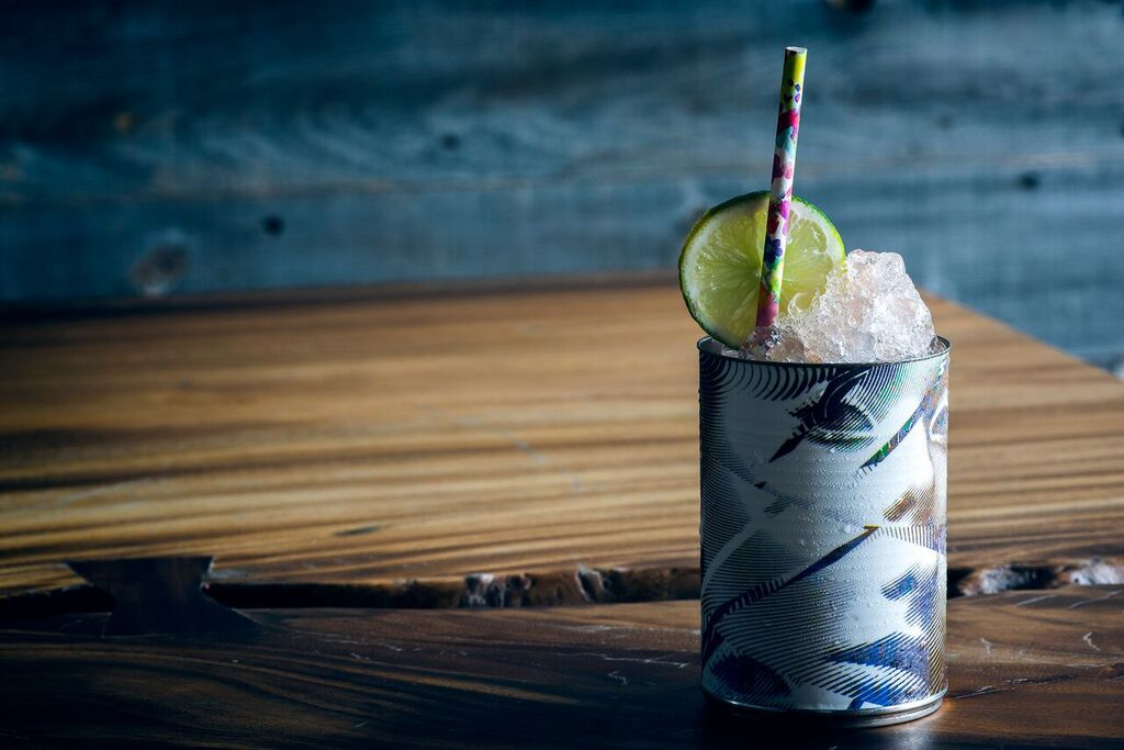 Wynwood mule signature drink