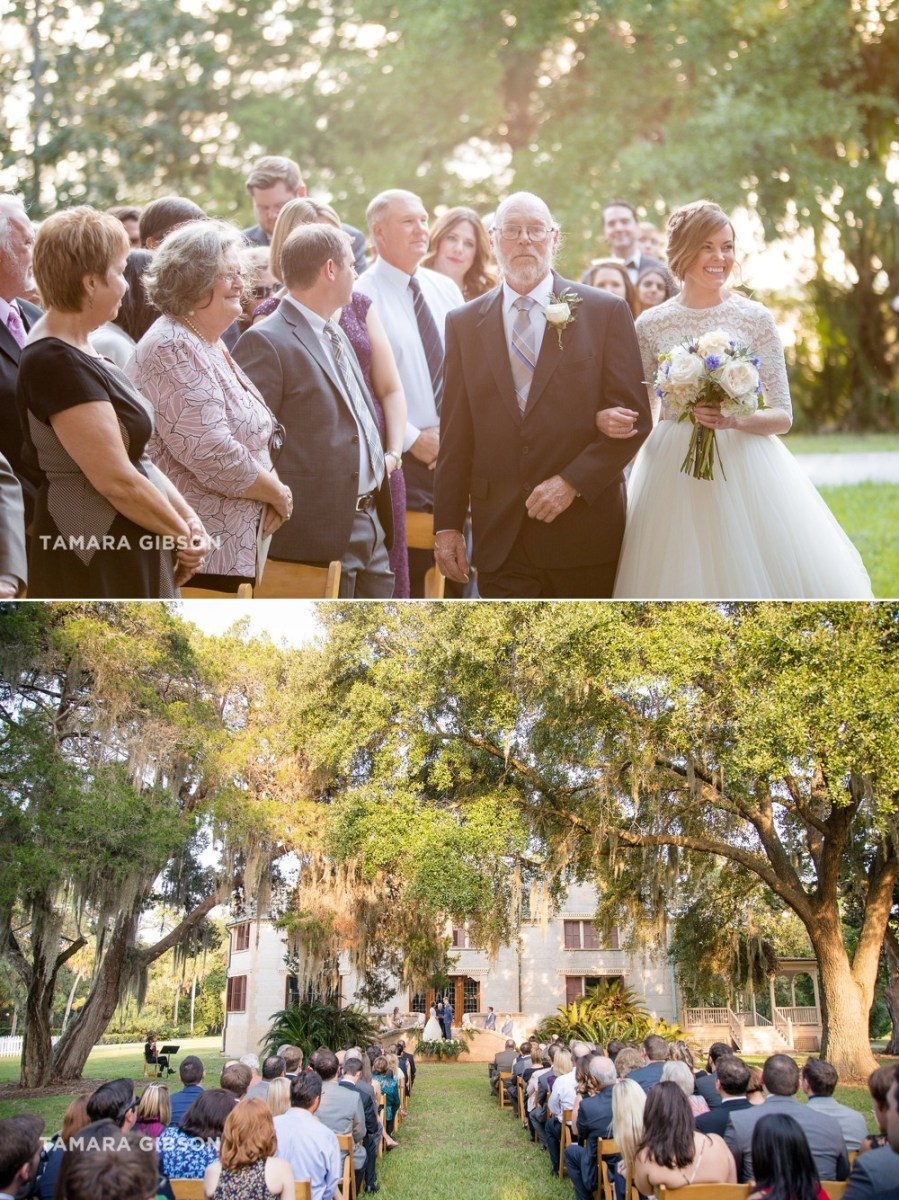 Hollybourne Cottage Wedding Jekyll Island Ceremony