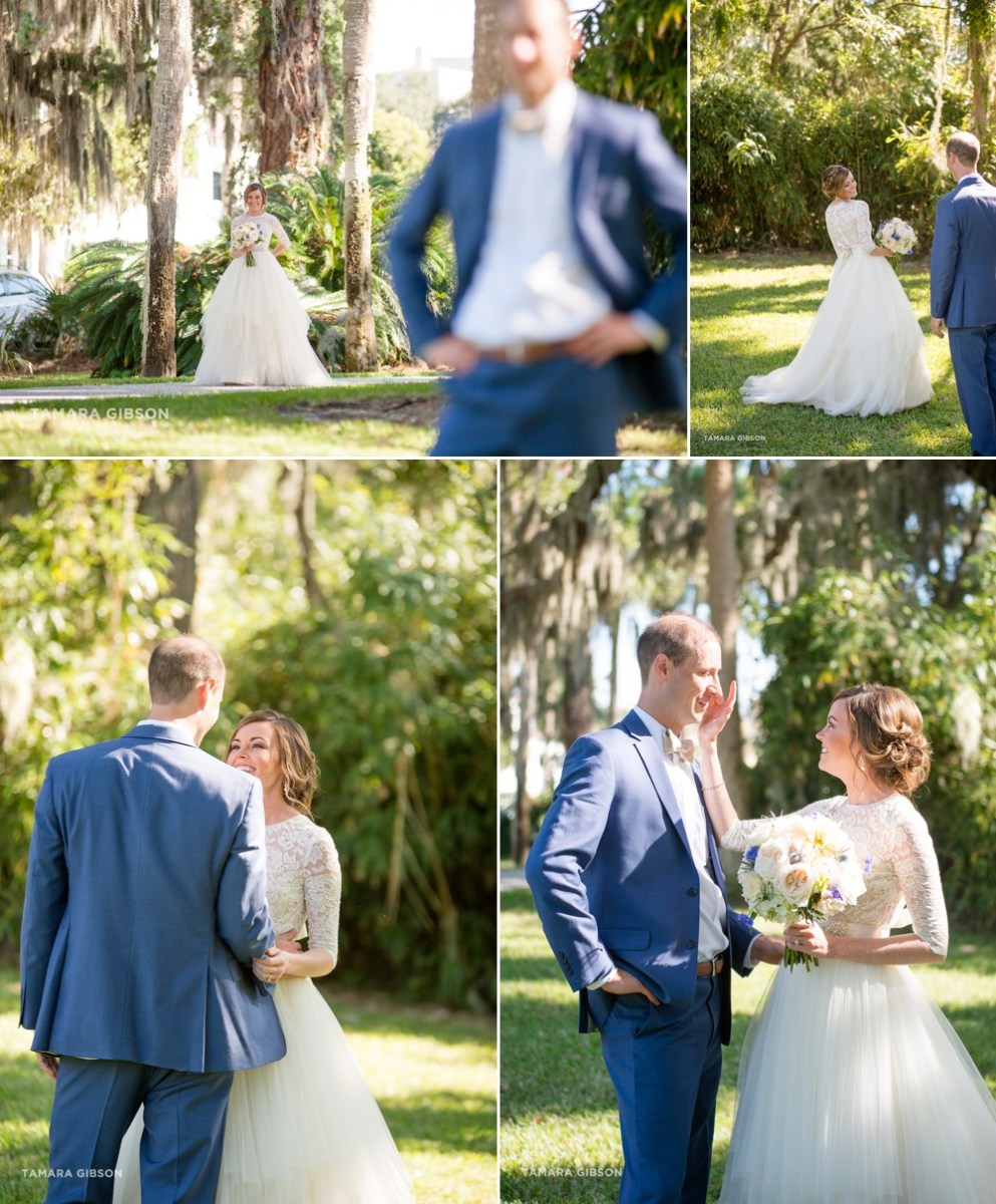 Historic Jekyll Island Wedding