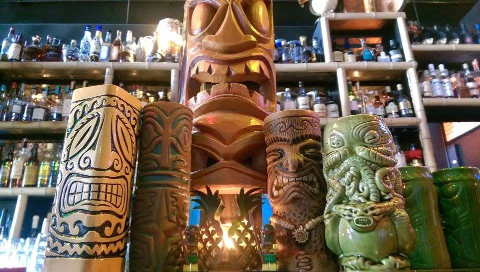 Classic and Modern Tiki and Recipes from the Tacoma Cabana