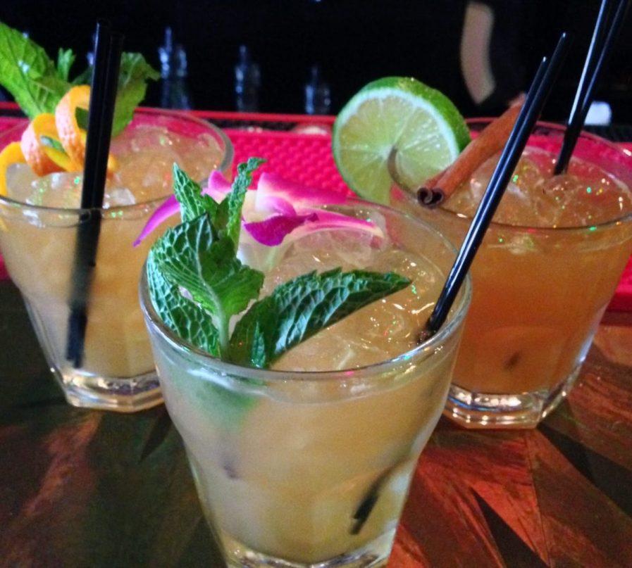 Tiki Drinks - Mai Tai
