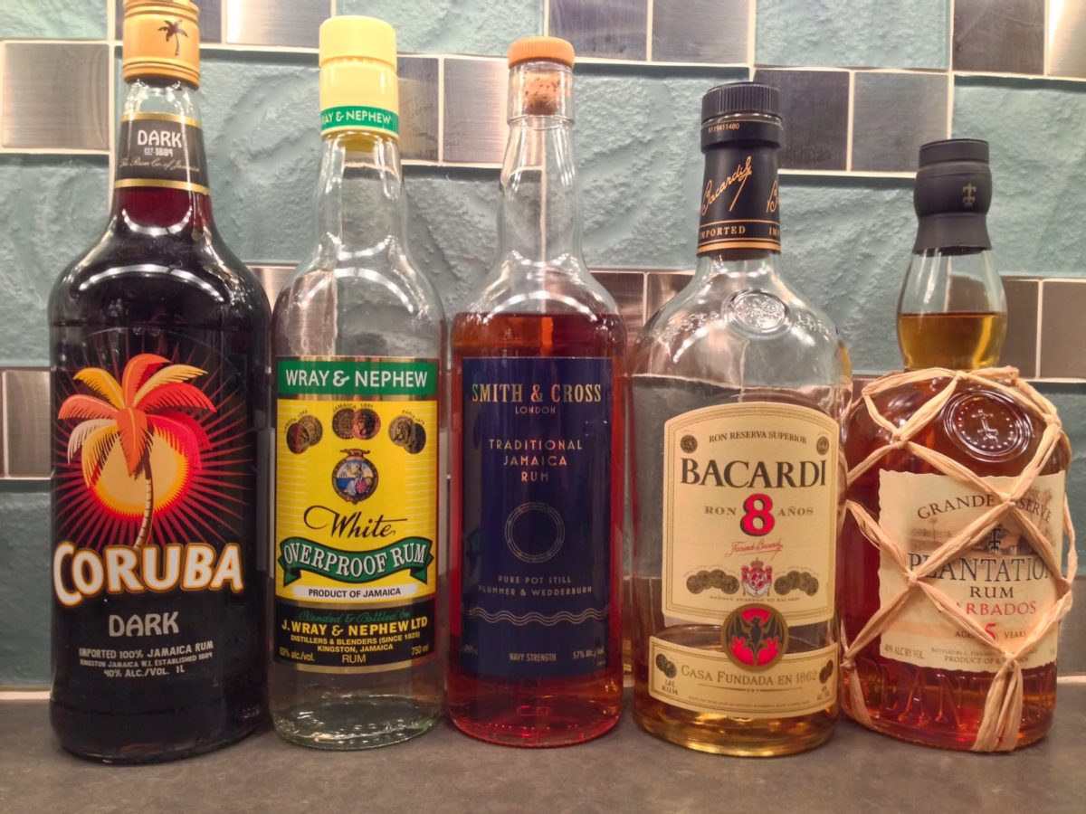 The Essential Arsenal of Tiki Rums