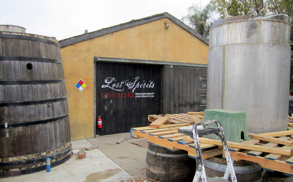 Of Goliaths and Dragons – Lost Spirits' Salinas Distillery