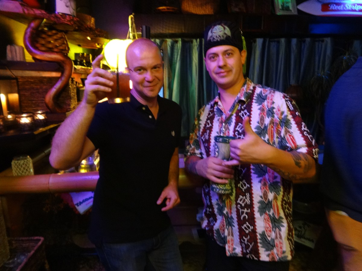 Lost Spirits Distillery Visits Tacoma Cabana For A Night of Rum Wonkery