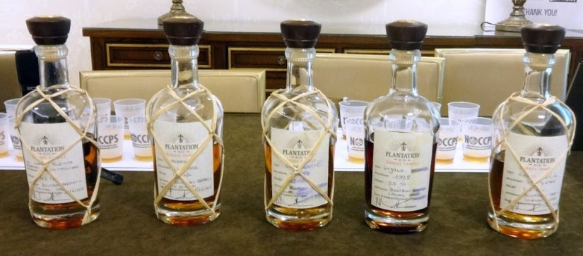 Plantation Rums Brings Out the Rarities at Tales of the Cocktail 2015