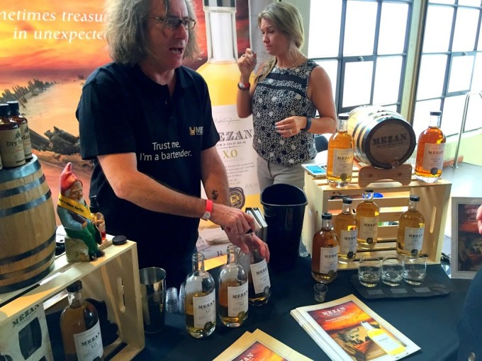 California Rum Fest 2015 and Rational Spirits Santeria Pre-Launch
