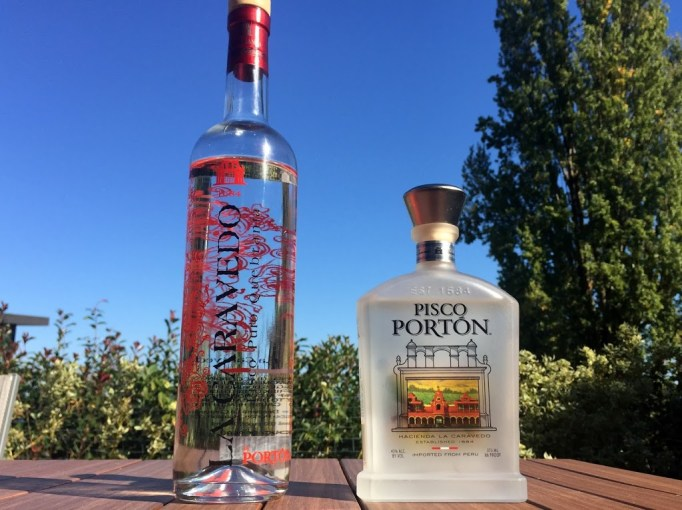 A Tale of Two Piscos: Pisco Portón and La Caravedo