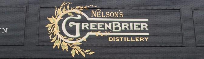 Touring Nelson's Green Brier Distillery in Nashville
