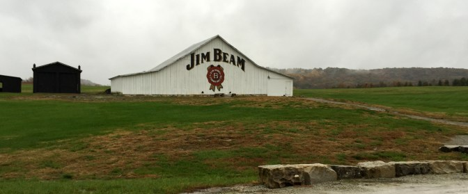 Touring the Jim Beam American Stillhouse