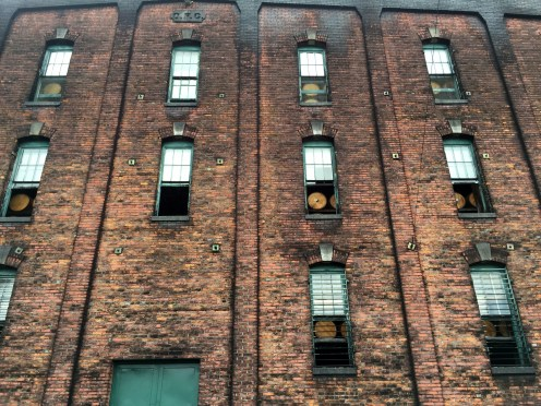 Roaming through the Buffalo Trace Distillery
