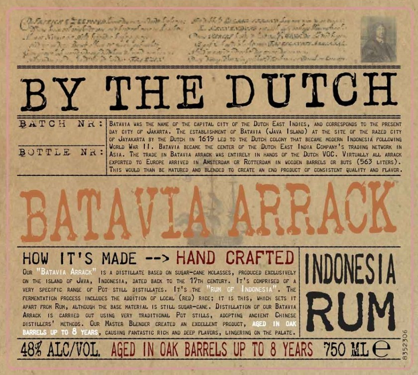 By the dutch
