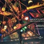 Smuggler's Cove book