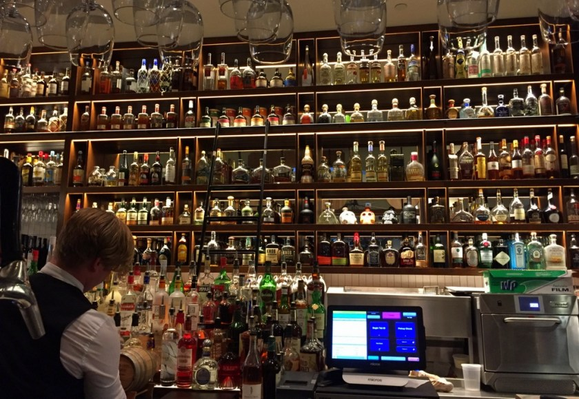 Bacardi National Daiquiri Day Bar Crawl 2016 - Johnny Codd at Palace Cafe