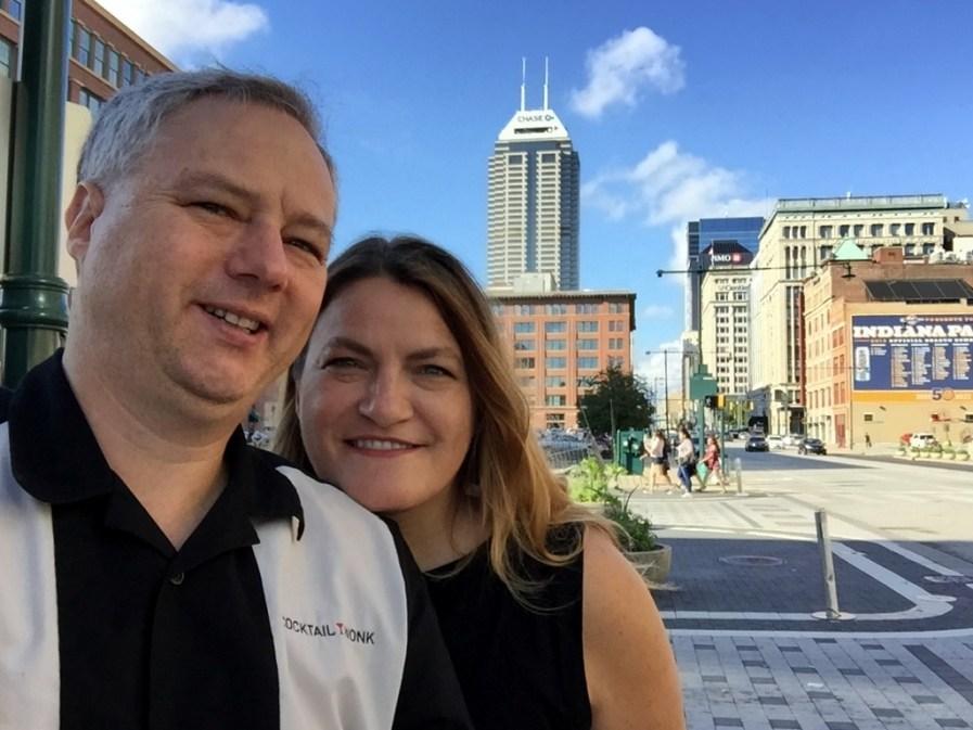 Mr. & Mrs. Wonk, Indianapolis