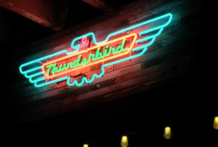 Thunderbird, Indianapolis