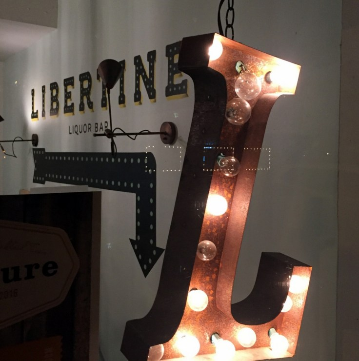 Libertine, Indianapolis