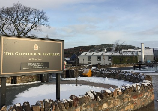 Touring Speyside's Glenfiddich Scotch Whisky Distillery