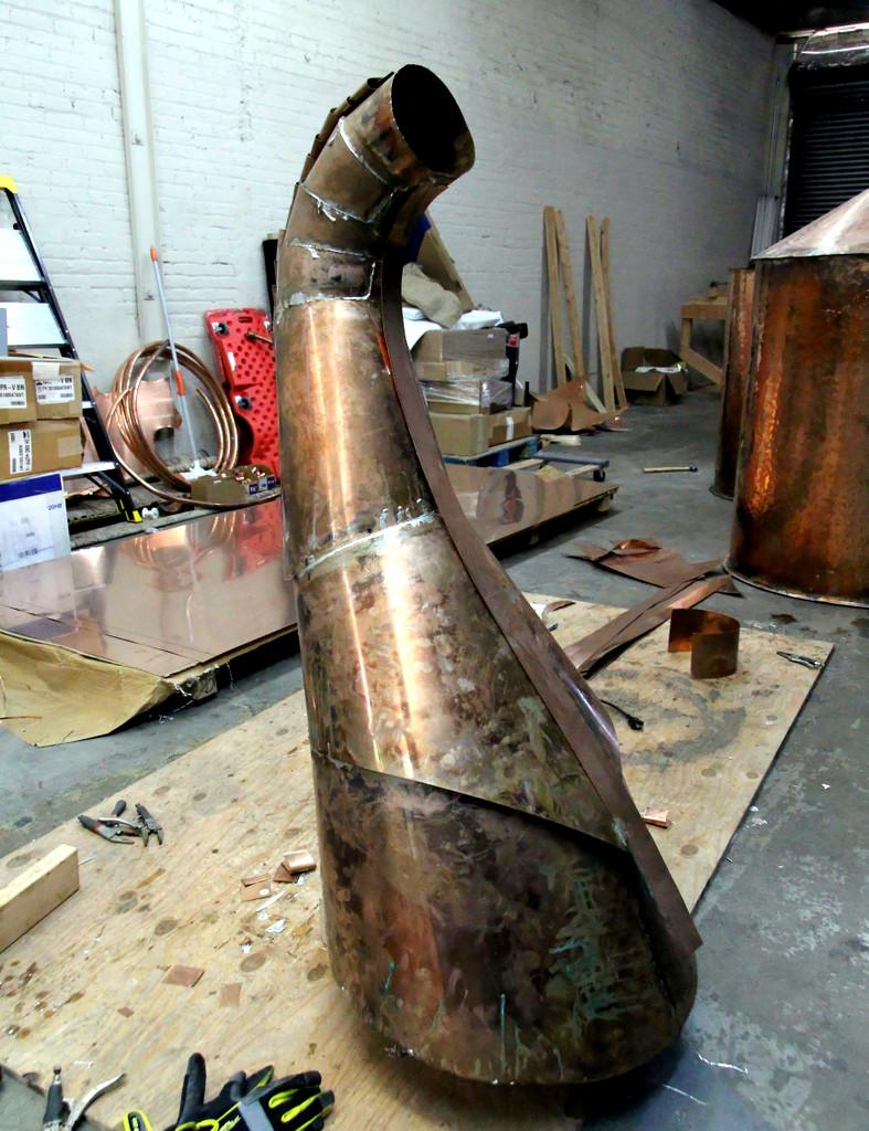 Lost Spirits Los Angeles Distillery