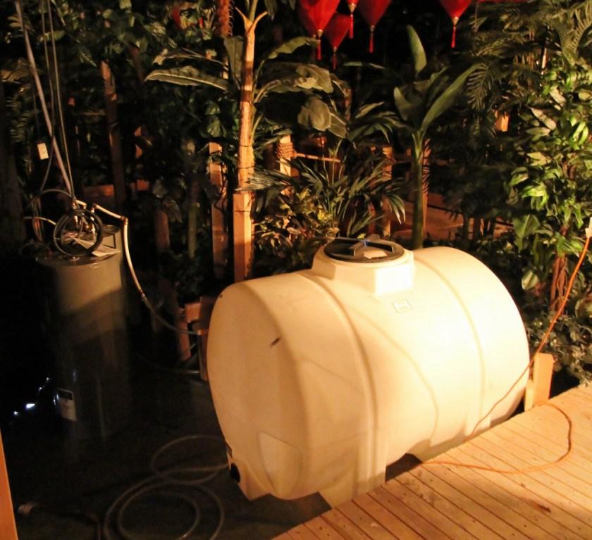 Molasses tank, Lost Spirits Los Angeles Distillery