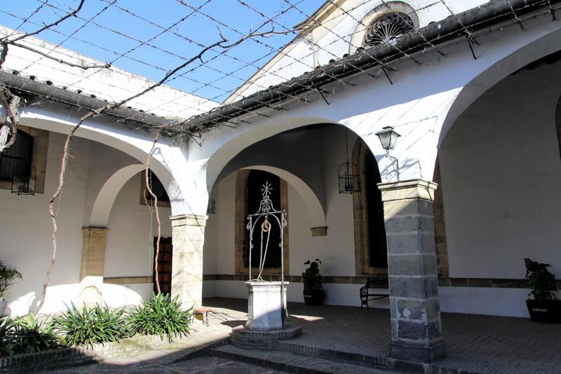 Bodega Lustau, Jerez de la Frontera