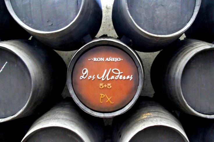Dos Maderas cask, Williams & Humbert, Jerez de la Frontera